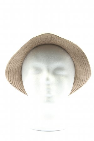 MARCCAIN Traditional Hat cream casual look