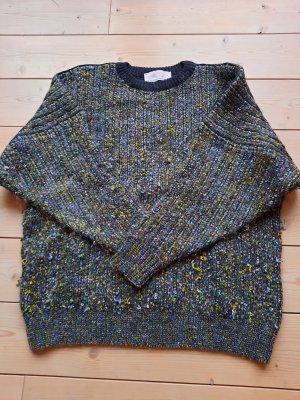 MARCCAIN Jersey de lana multicolor Lana
