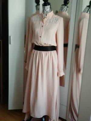 Marcel Ostertag Dress light pink