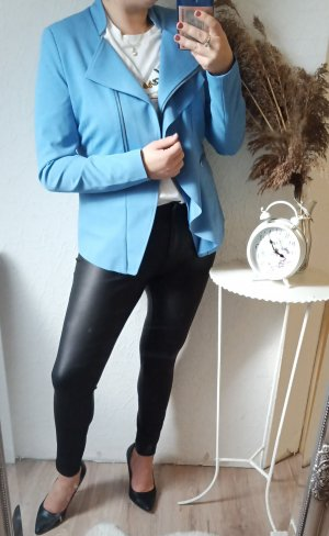 Marcel Ostertag Short Blazer multicolored