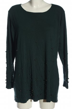 Marcel Ostertag Knitted Jumper green casual look