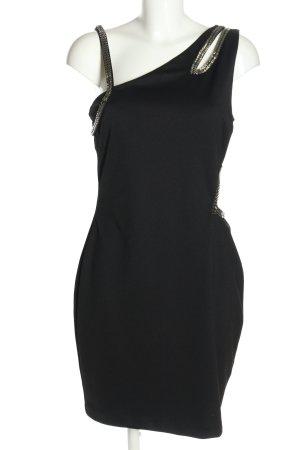 Marciano Cocktailkleid schwarz-silberfarben Elegant