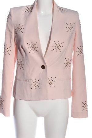 Marciano Kurz-Blazer pink-goldfarben Casual-Look