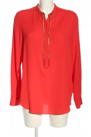 Marciano Langarm-Bluse rot Business-Look