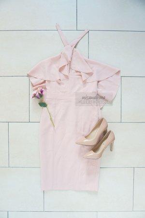 Marciano Neckholder Kleid mit Volants