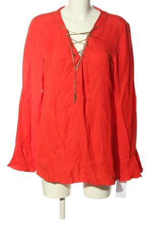 Marciano Schlupf-Bluse rot Casual-Look