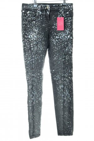 Marciano Skinny Jeans Allover-Druck Casual-Look