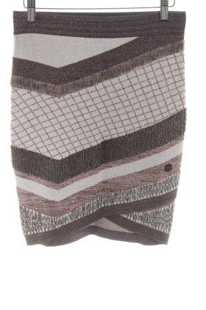 Marciano Jupe tricotée Mélange de motifs style extravagant