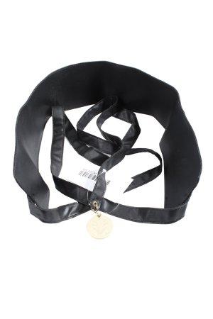 Marciano Cinturón pélvico negro-color oro