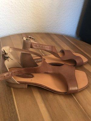 Marc O'Polo Comfortabele sandalen veelkleurig Leer