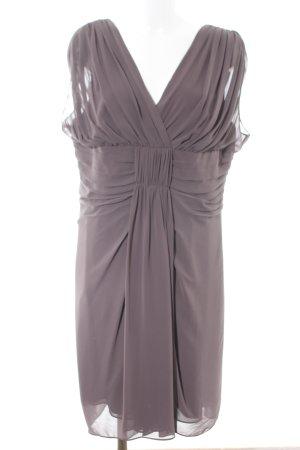 Marco Pecci Abendkleid hellgrau Elegant