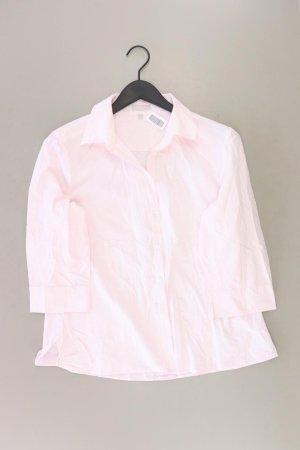 Marco Pecci Bluse pink gestreift Größe 44
