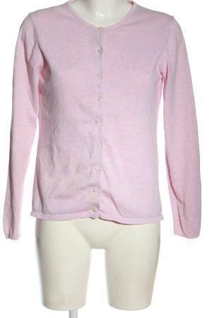 Marco Pecci Cardigan rosa stile casual
