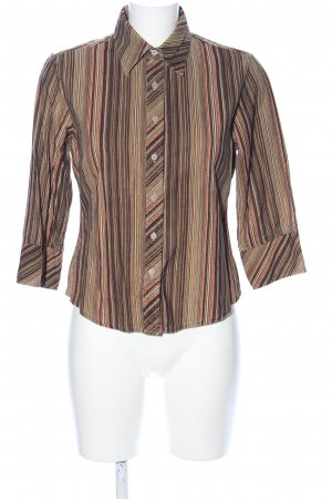Marco Pecci Hemd-Bluse Streifenmuster Business-Look