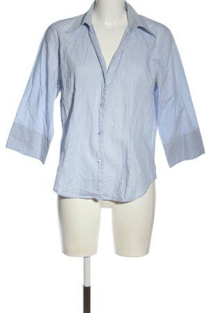 Marco Pecci Camicia blusa blu stile casual