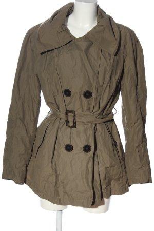 Marco Pecci Raincoat brown casual look