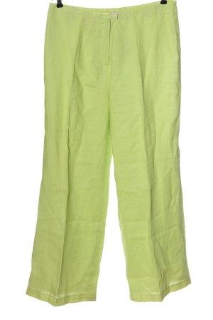 Marco Pecci Pantalone jersey verde stile casual