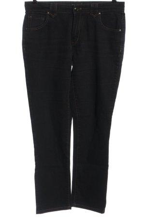 Marco Pecci Jeans elasticizzati nero stile casual