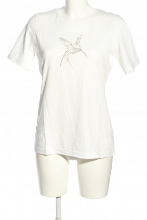 Marco Pecci T-Shirt white casual look