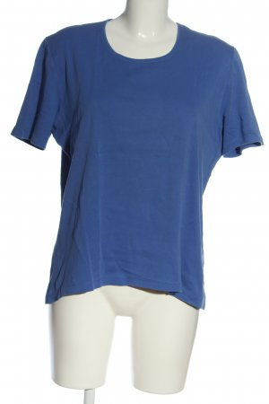 Marco Pecci T-shirt blu stile casual