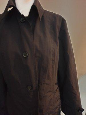 Marco Pecci Trenchcoat  Gr.38, schwarz