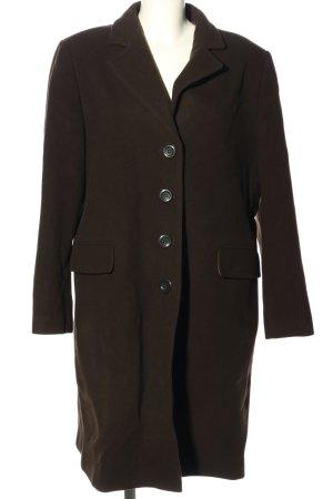 Marco Pecci Cappotto invernale marrone stile casual