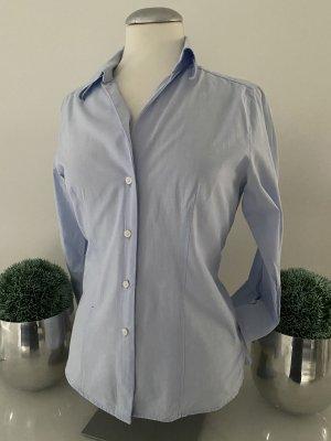 Marco Pezzi Bluse Gr 36 blau Business Style