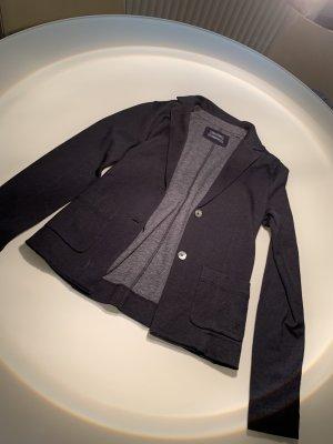 Marco polo Blazer jersey schwarz