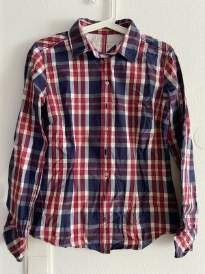 Campus by Marco Polo Checked Blouse multicolored