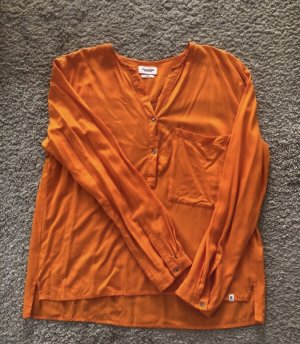 Marco Polo Bluse in orange