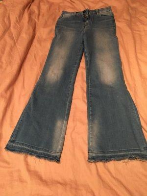 Marc O'Polo Marlene jeans leigrijs-azuur