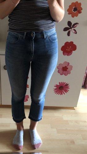 Marco Polo Jeans cropped 7/8 mit leichtem Bootcut