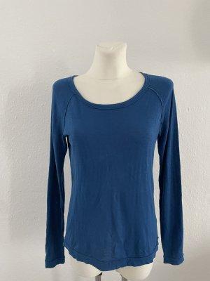 Marco Polo Shirt Blau gr M Organic