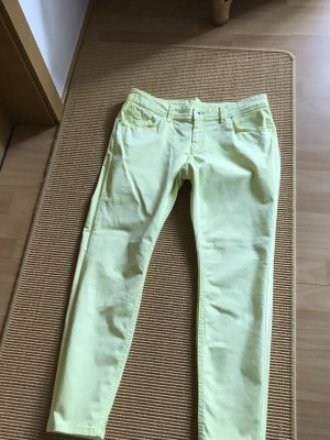 Marco Polo Sommer Jeans Hose Neon Gr. 32/30