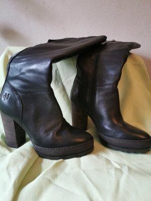 Marco Polo Heel Boots black