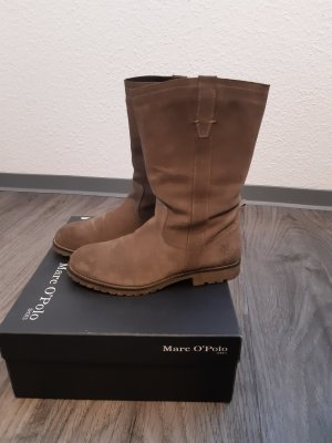 Campus by Marc O'Polo Short Boots light brown