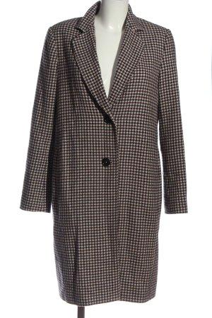 Marco Polo Manteau en laine imprimé allover style décontracté