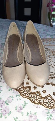 Marco Tozzi High Heels beige