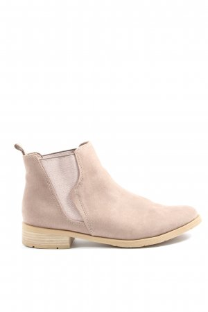 Marco Tozzi Booties wollweiß Casual-Look