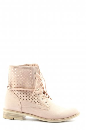 Marco Tozzi Desert Boots creme Casual-Look