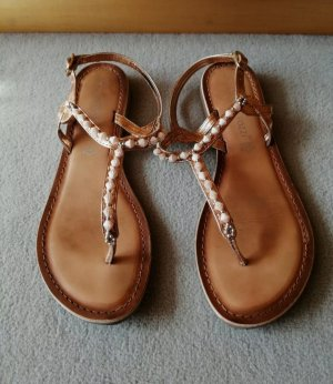 Marco Tozzi T-Strap Sandals multicolored