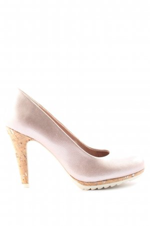 Marco Tozzi High Heels pink Casual-Look