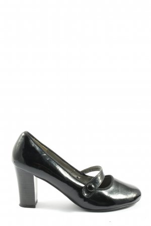 Marco Tozzi High-Front Pumps black casual look