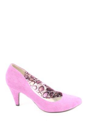 Marco Tozzi Klassische Pumps pink Elegant