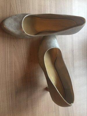 Marco Tozzi Chaussure à talons carrés multicolore