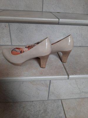 Marco Tozzi Classic Court Shoe multicolored