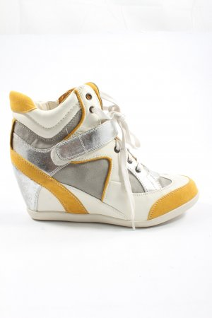 Marco Tozzi Schnürsneaker mehrfarbig Casual-Look