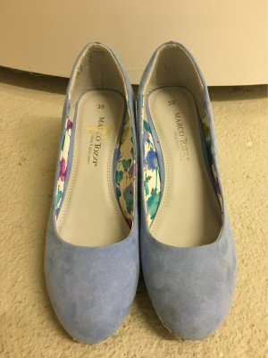 Marco Tozzi oder Tamaris Slip-on Shoes azure