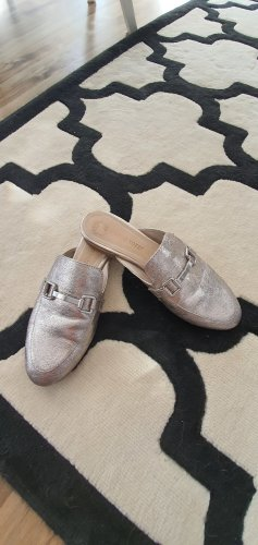Marco Tozzi Slipper Schuhe gold