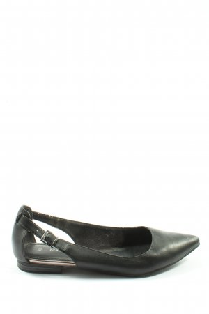 Marco Tozzi Pointed Toe Pumps black casual look